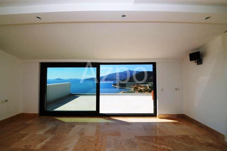 Пентхаусы 2+1 с панорамным видом на Средиземное море - Фото 11