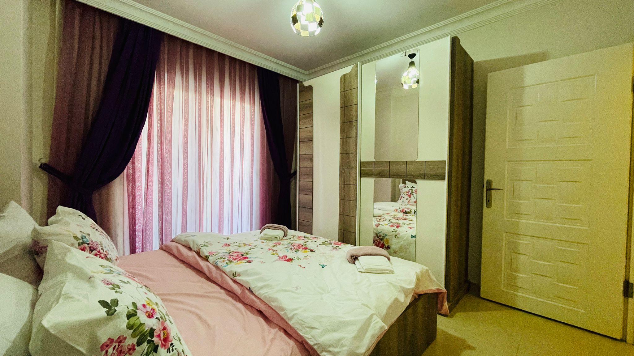 Меблированная квартира 2+1 в районе Махмутлар - Фото 14