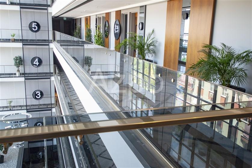 На продажу коммерческие помещения  центре Анталии - Фото 5