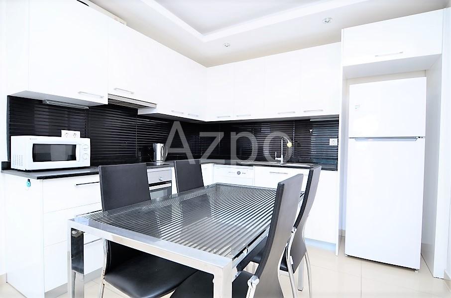 Двухкомнатная квартира с мебелью в Джикджилли - Фото 11