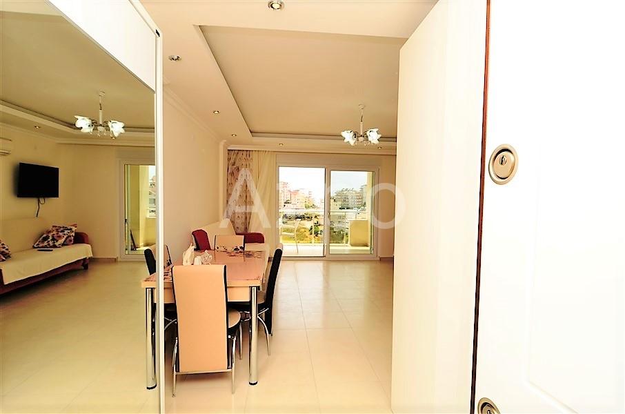 Меблированная квартира студия в Авсалларе - Фото 17