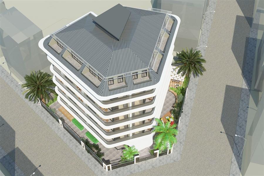 Проект жилого комплекса в центре Аланьи - Фото 5