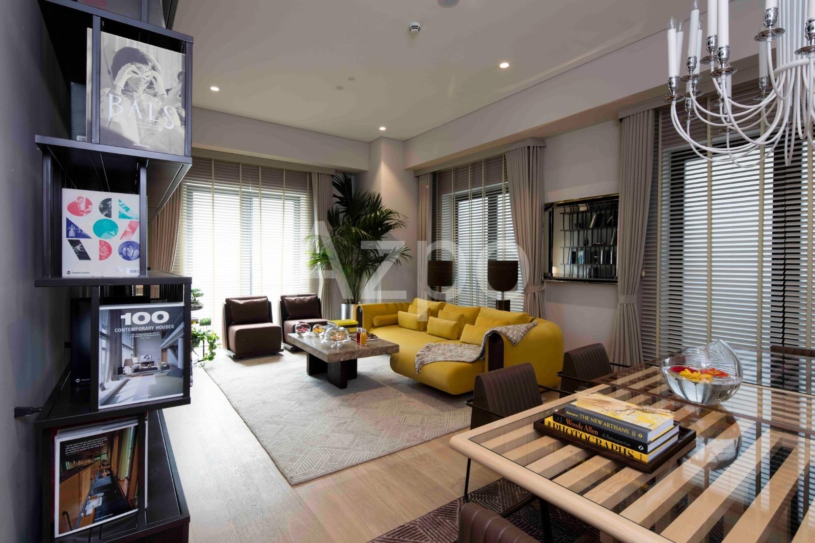 Элитные квартиры в районе Стамбула Сарыер - Фото 12