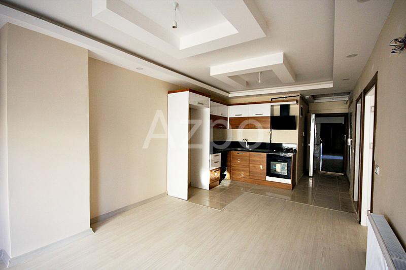 Квартира 1+1 у подножья Торосских гор в Коньяалты Анталия - Фото 22