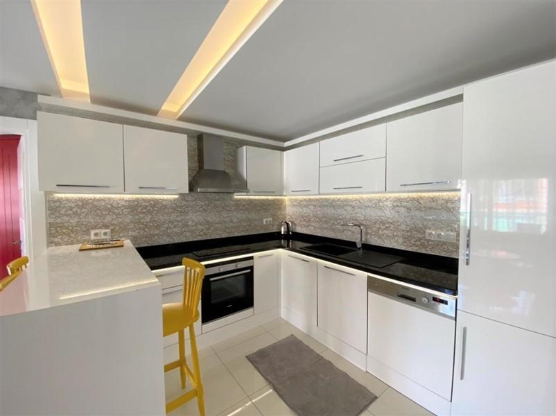 Трёхкомнатная квартира с мебелью в 250 метрах от пляжа Клеопатры - Фото 12