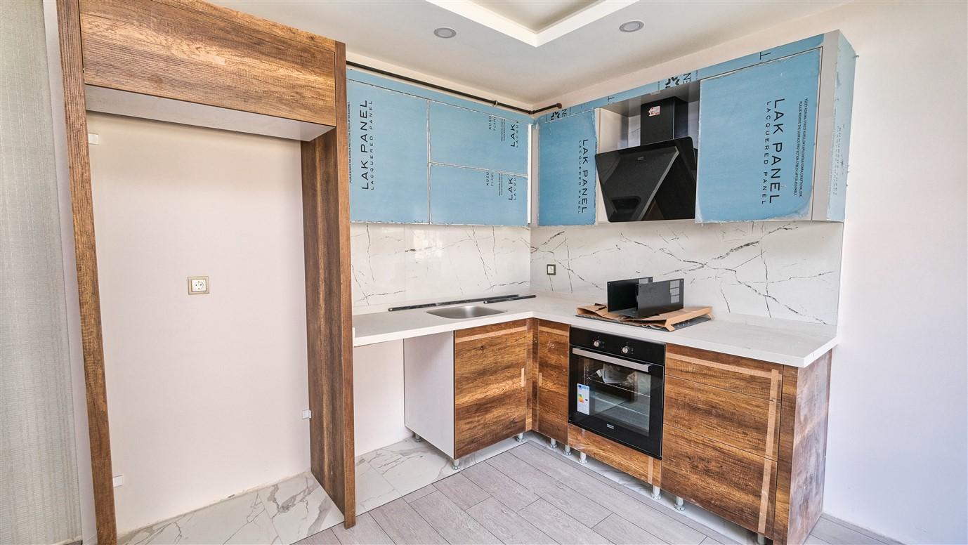 Новая двухкомнатная квартира в районе Коньяалты - Фото 15