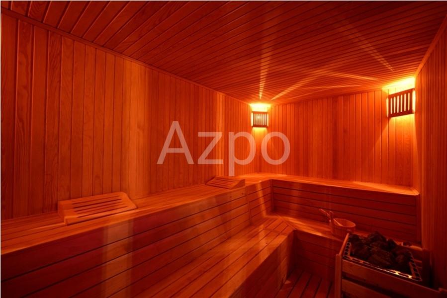 Трехкомнатная квартира с мебелью в Авсалларе - Фото 23