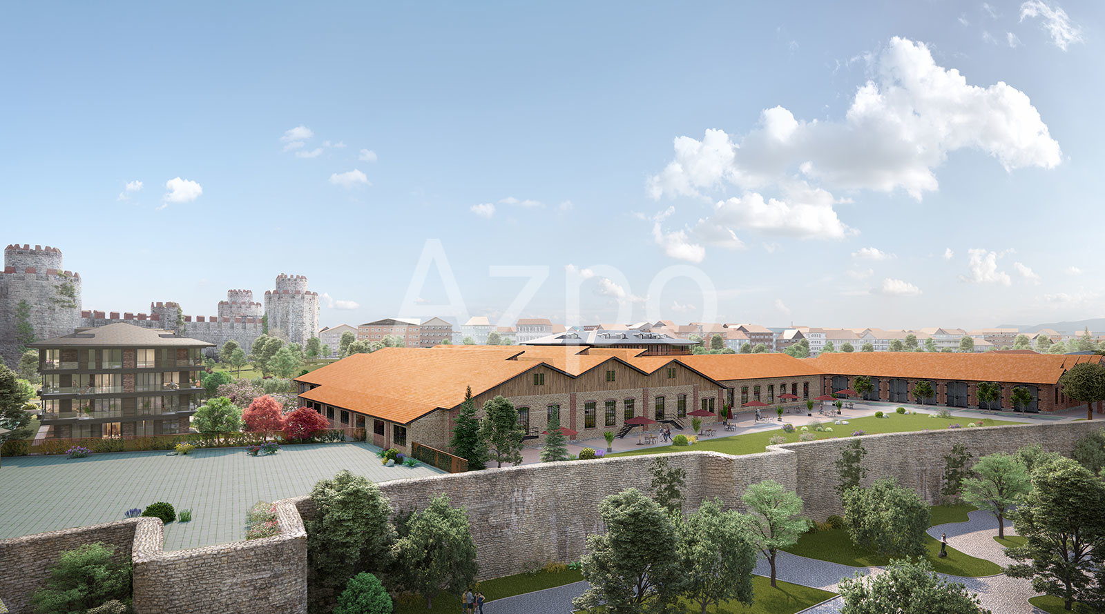 Элитная недвижимость в исторической части Стамбула - Фото 17