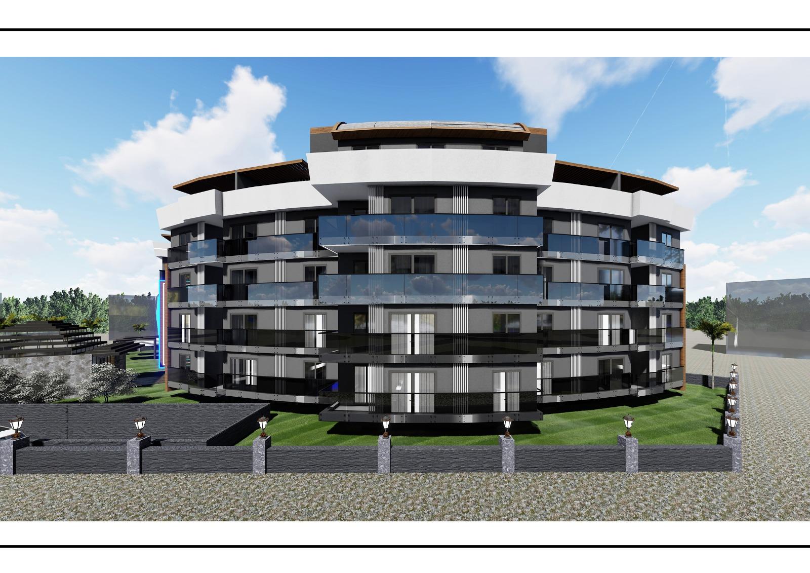 Квартиры в элитном комплексе район Оба (инвестиционный проект) - Фото 8