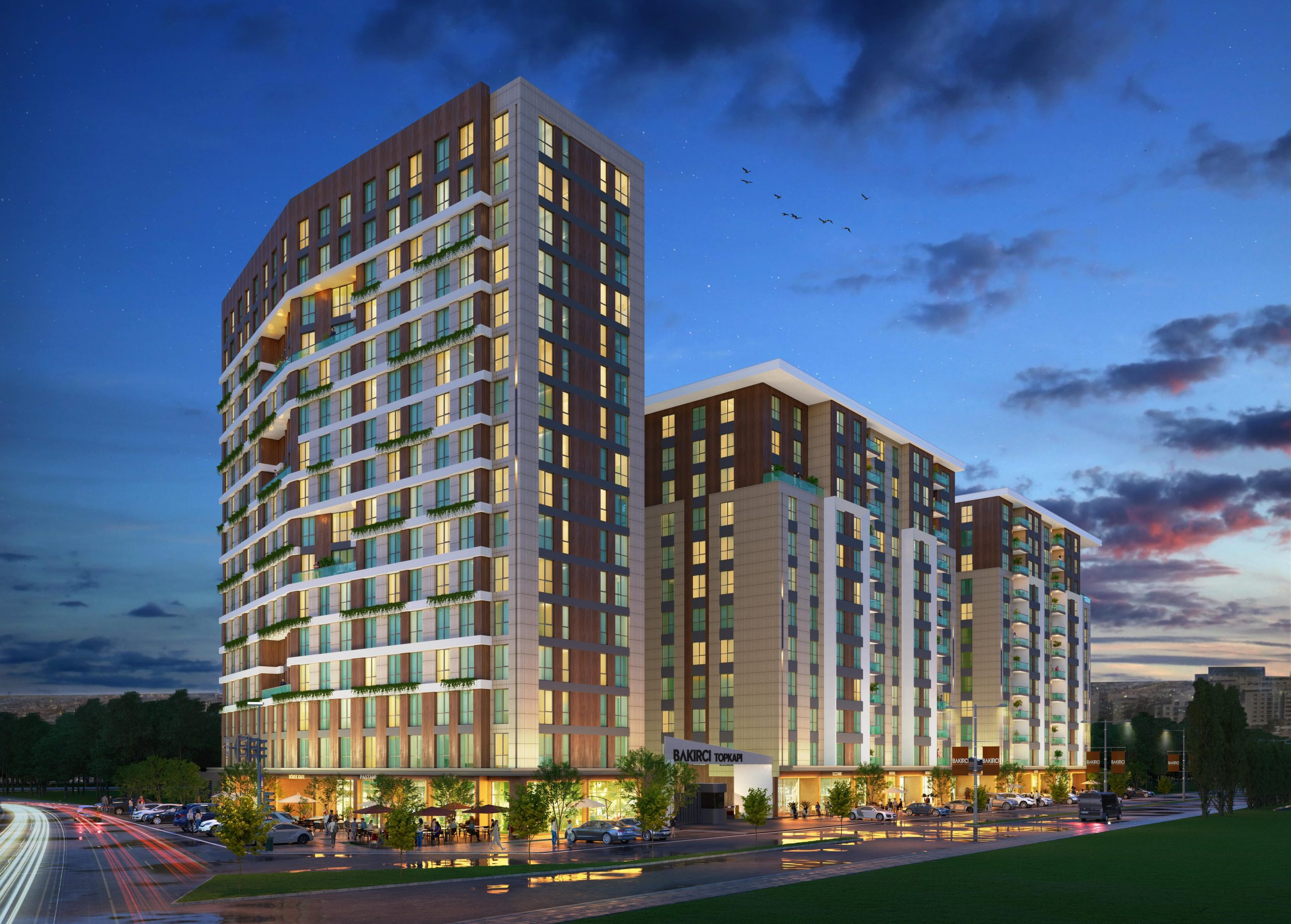 Современные квартиры различных планировок в районе Зейтинбурну - Фото 3