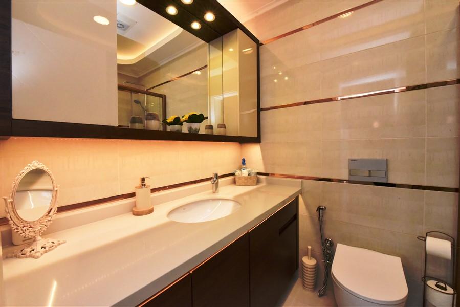Трёхкомнатная квартира с мебелью в комплексе Premium класса - Фото 20