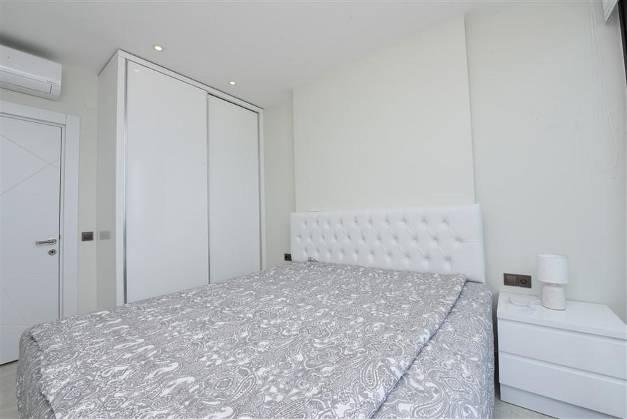 Меблированная квартира 2+1 с видом на Средиземное море - Фото 16
