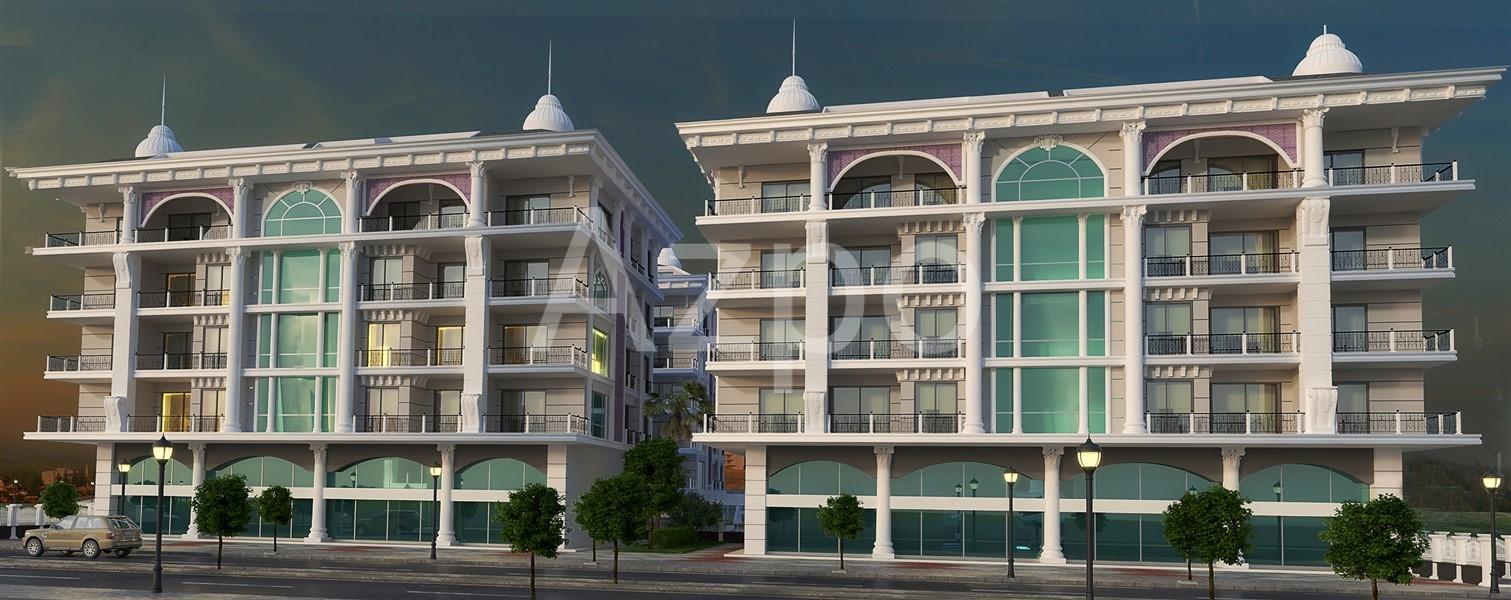 Квартиры различных планировок в новом комплексе - Фото 4