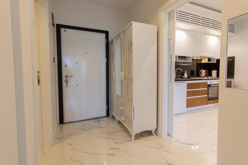Меблированная квартира 1+1 в комплексе с инфраструктурой - Фото 9
