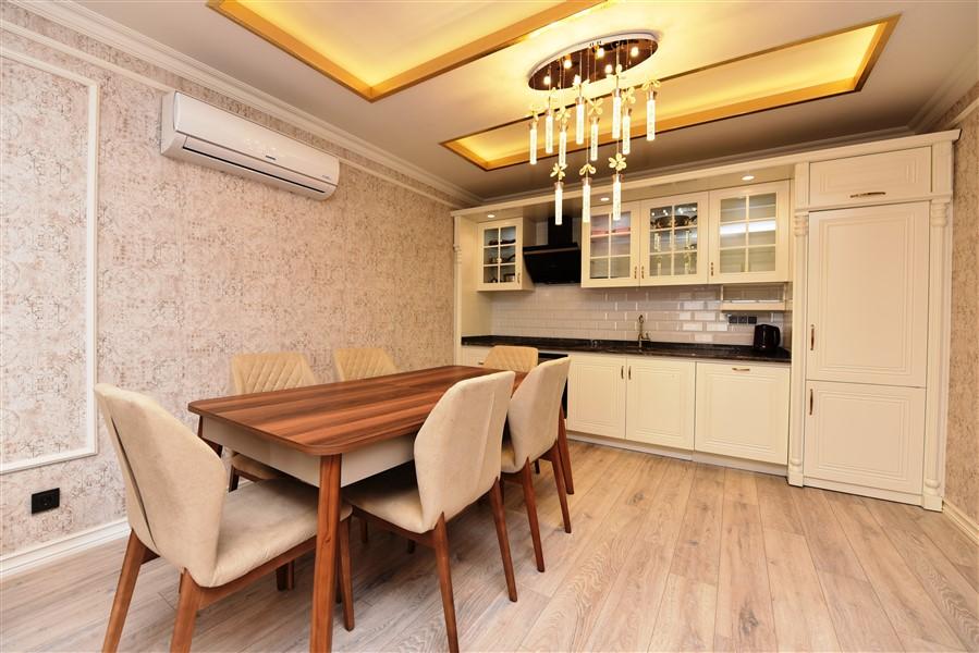 Меблированная квартира 2+1 в центре Аланьи - Фото 16