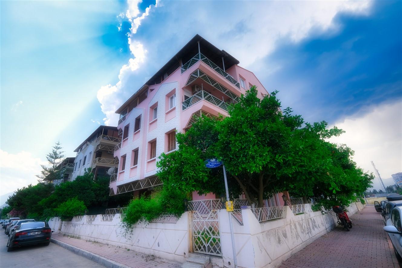Квартира в престижном микрорайоне Гюрсу Анталья - Фото 4