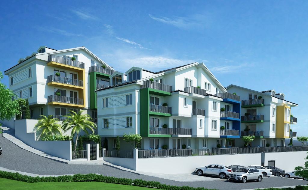 Двухкомнатные квартиры в строящемся комплексе Фетхие - Фото 9