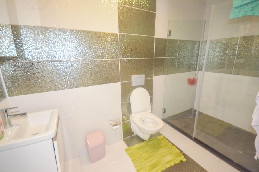 Меблированная квартира 2+1 в центре Махмутлара - Фото 26