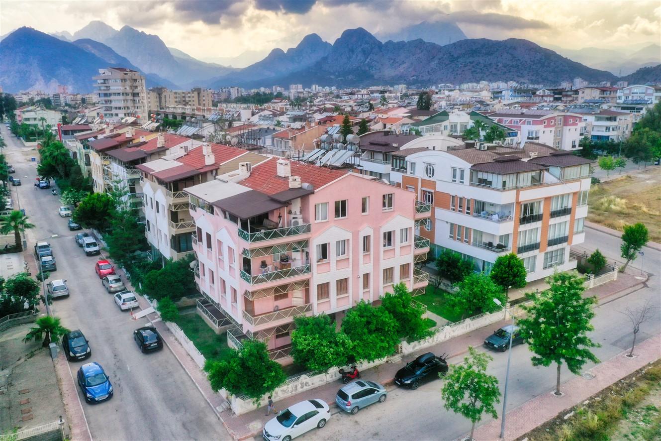 Квартира в престижном микрорайоне Гюрсу Анталья - Фото 3
