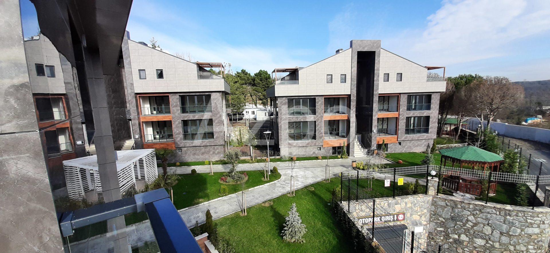 Двухуровневая квартира в районе Эюп - Фото 4
