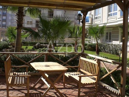 Дублекс 2+1 с мебелью в районе Коньяалты Анталия - Фото 6