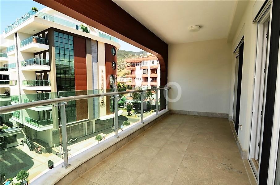 Двухкомнатная квартира в центре Алании - Фото 15