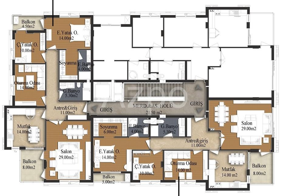 Квартиры разных планировок от застройщика - Фото 26