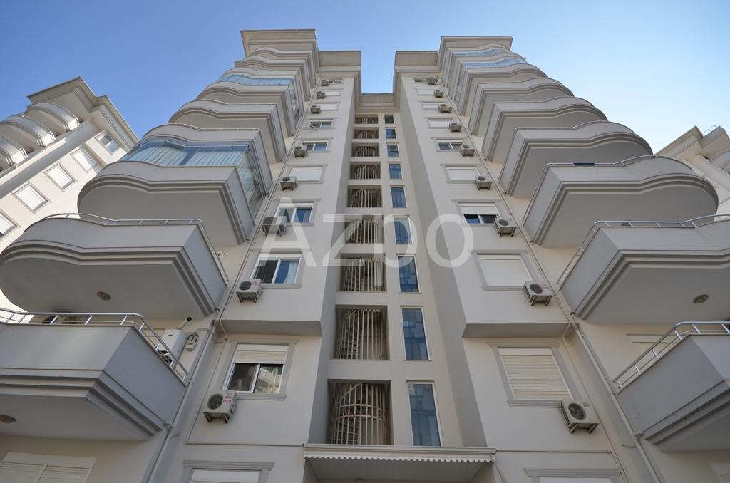 Трёхкомнатная квартира в Джикджилли - Фото 1