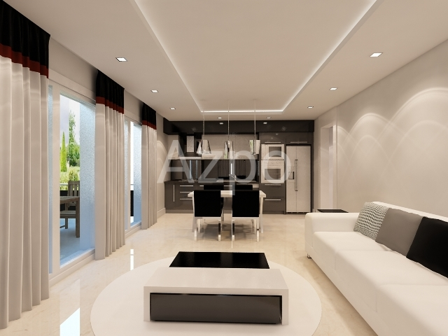Элитные квартиры в Сиде - Фото 11