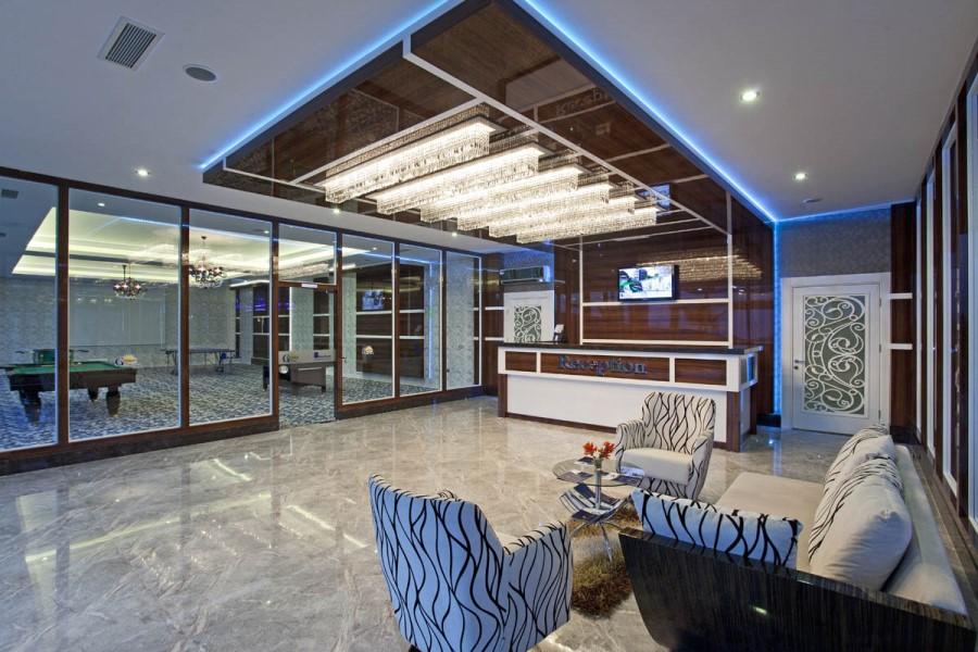 Просторные апартаменты 2+1 с мебелью - Фото 3