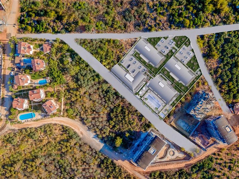 Новый проект жилого комплекса в районе Оба - Фото 2