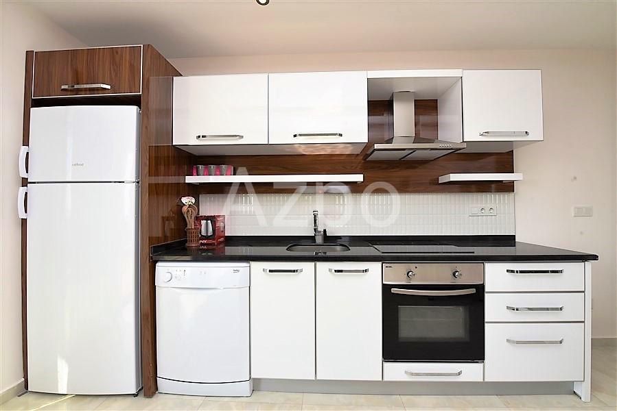 Просторная квартира 1+1 с мебелью и техникой - Фото 10