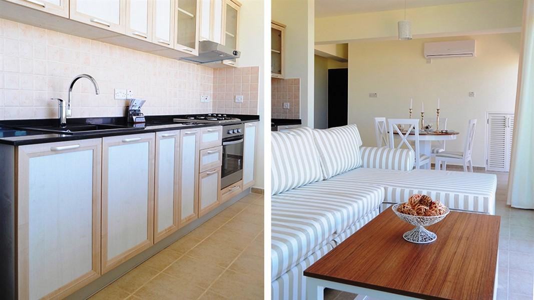 Двухуровневая квартира 2+1 в Кирении по доступной цене - Фото 10