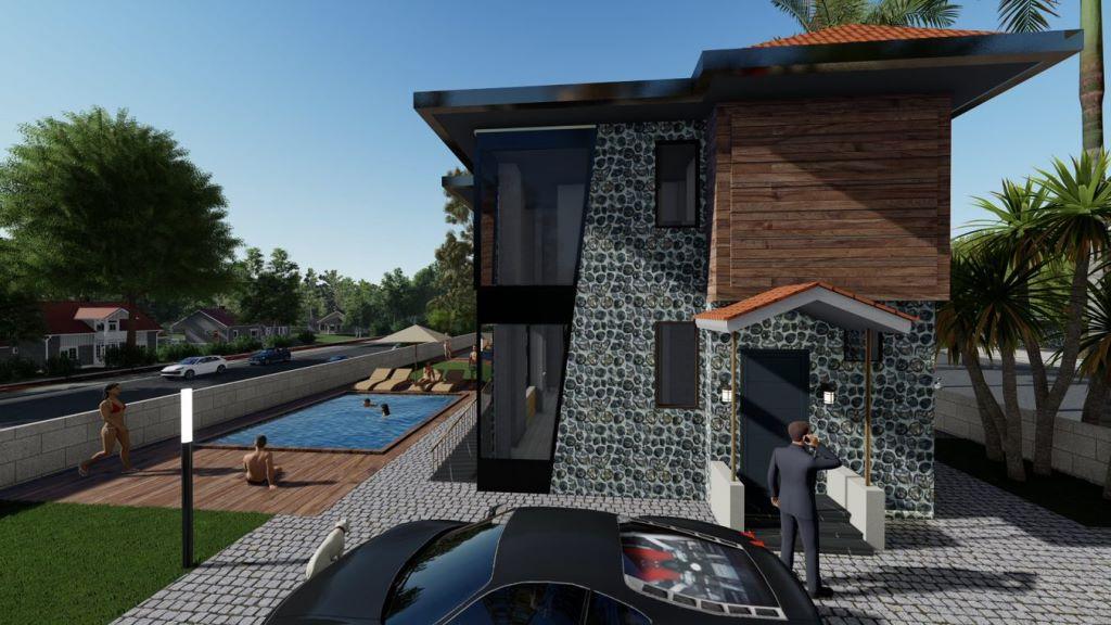 Вилла с 4 спальнями в Узюмлю - Фото 11