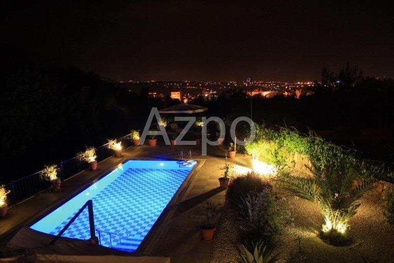 Вилла 3+2 с собственным садом и бассейном в Оба - Фото 7