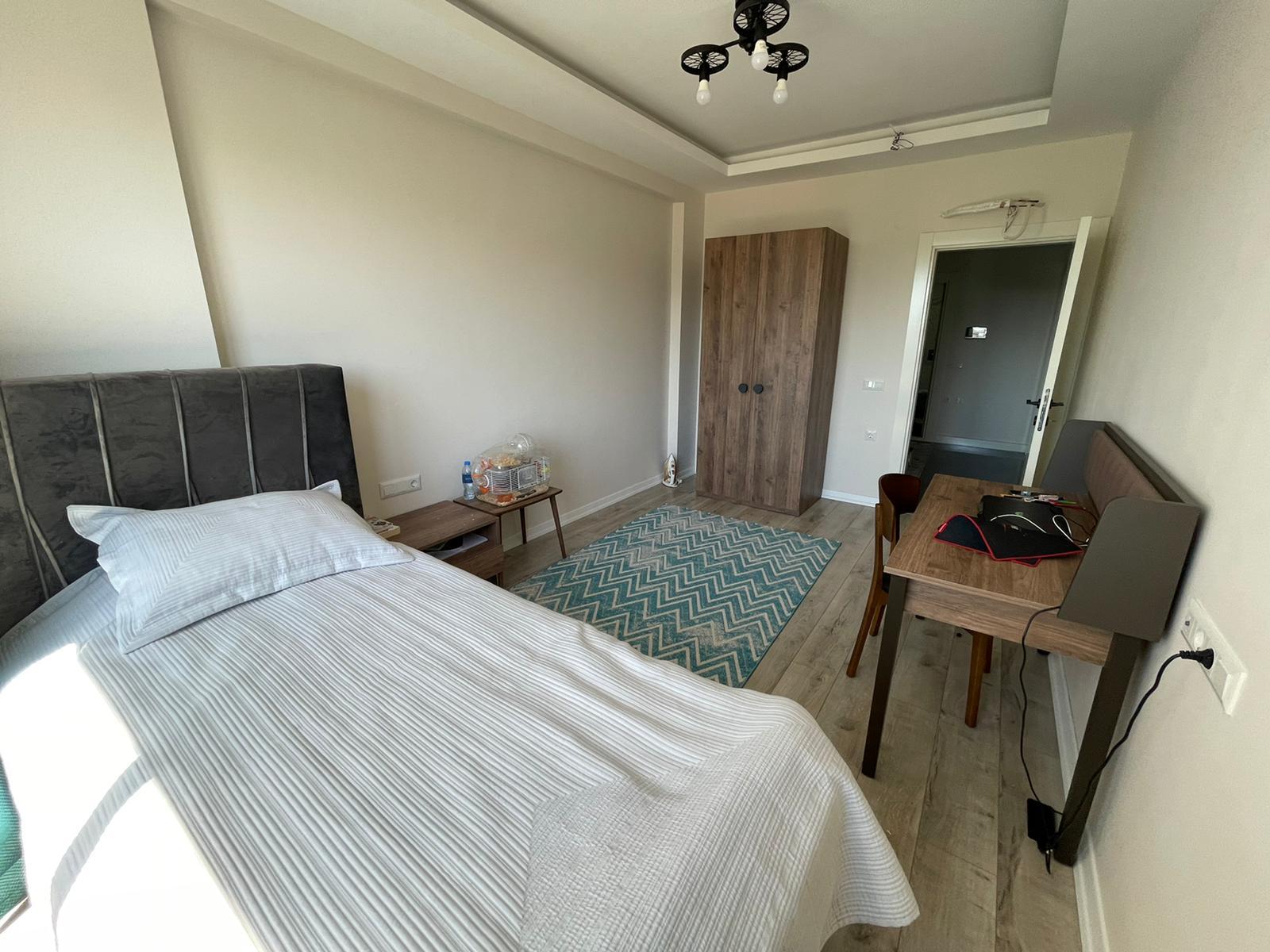 Трёхкомнатная квартира в районе Тосмур - Фото 21