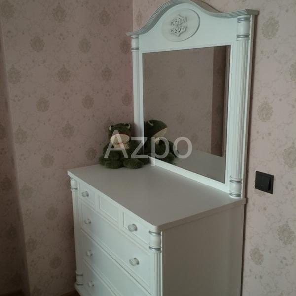Квартира 3+1 с мебелью в центре района Лара Анталия - Фото 24