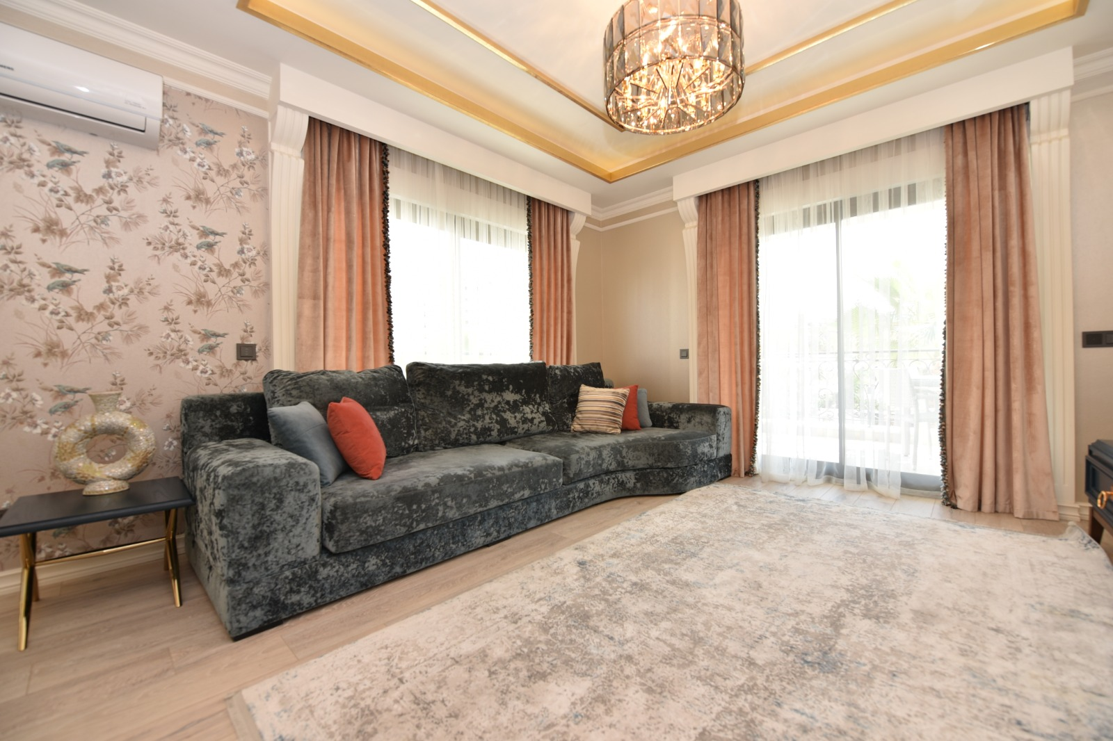 Роскошная трёхкомнатная квартира с мебелью - Фото 15
