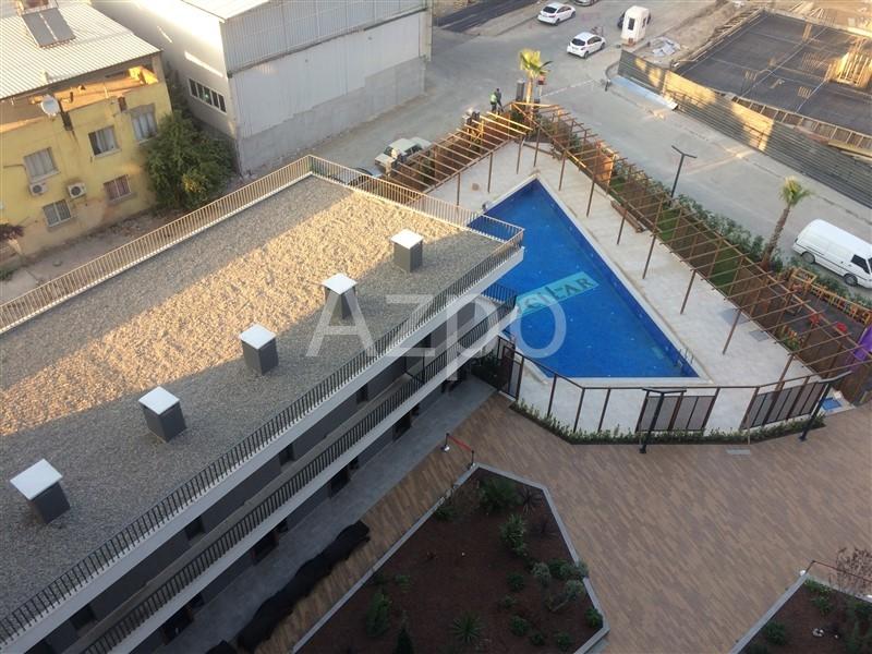Трёхкомнатная квартира в городе Измир - Фото 11