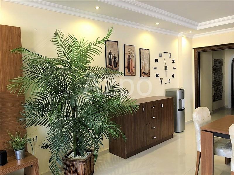 Трехкомнатная квартира с мебелью в  Махмутларе - Фото 8