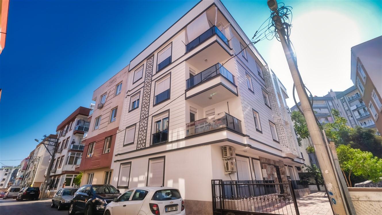 Трёхкомнатная квартира в центральном районе Антальи - Фото 3