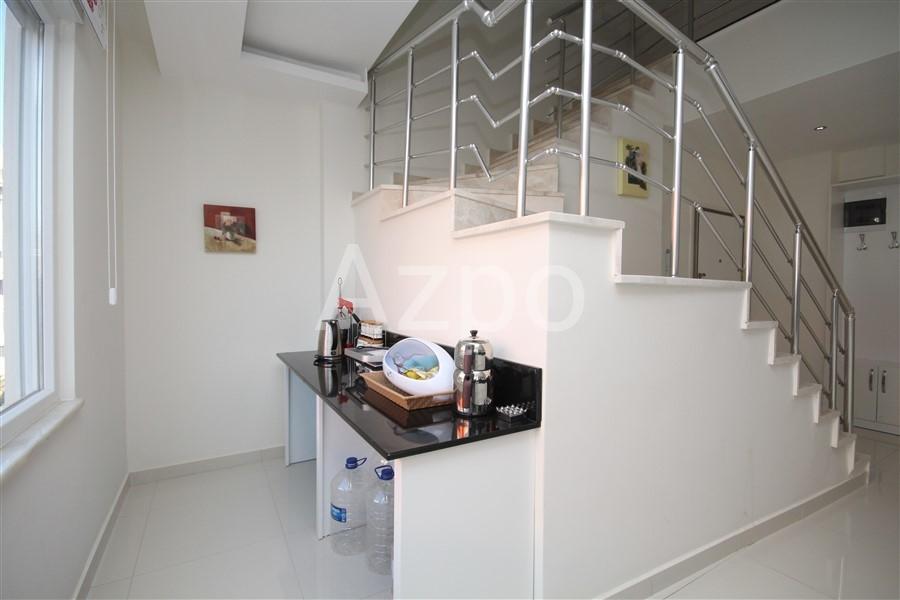 Двухуровневая квартира 2+1 в комплексе - Фото 15
