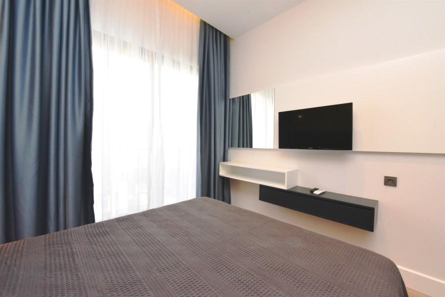 Двухкомнатная квартира с мебелью в районе пляжа Клеопатры - Фото 18