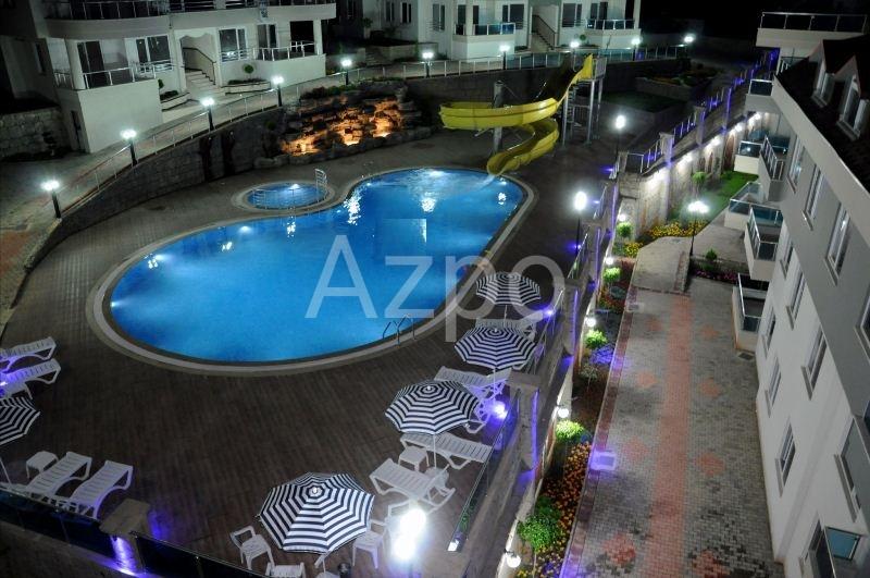 Апартаменты в элитном комплексе у пляжа Клеопатры - Фото 8
