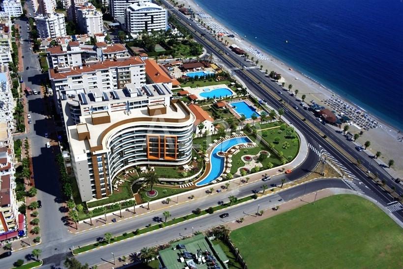 Квартиры с видом на море в элитном комплексе Антальи - Фото 3