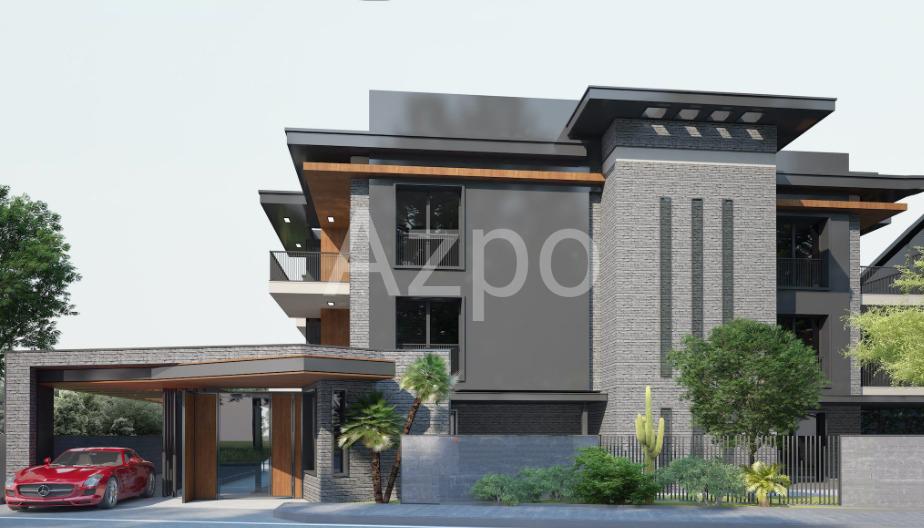 Квартиры 1+1 в инвестиционном проекте в Гюзельоба Лара - Фото 4