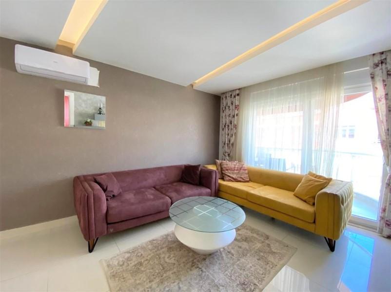 Трёхкомнатная квартира с мебелью в 250 метрах от пляжа Клеопатры - Фото 13
