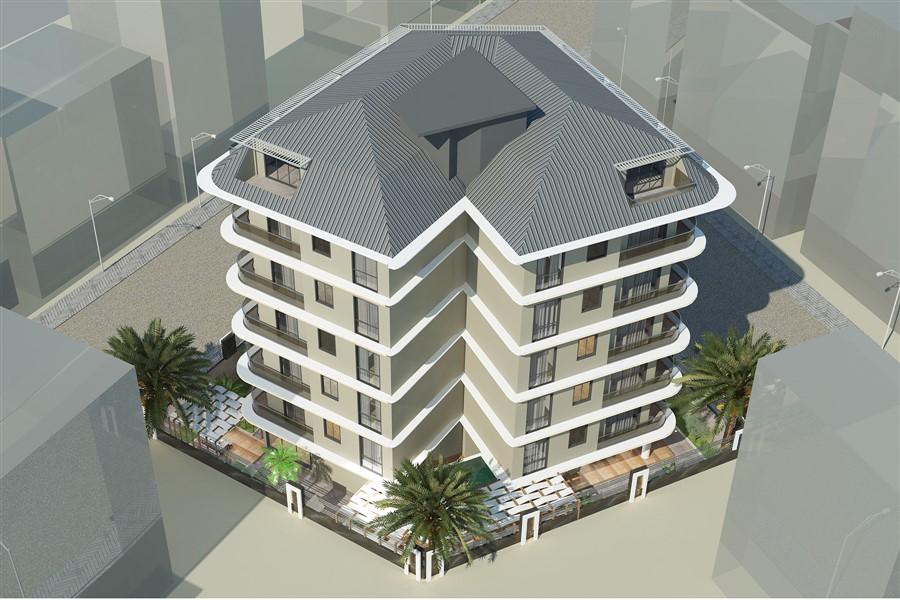 Проект жилого комплекса в центре Аланьи - Фото 9