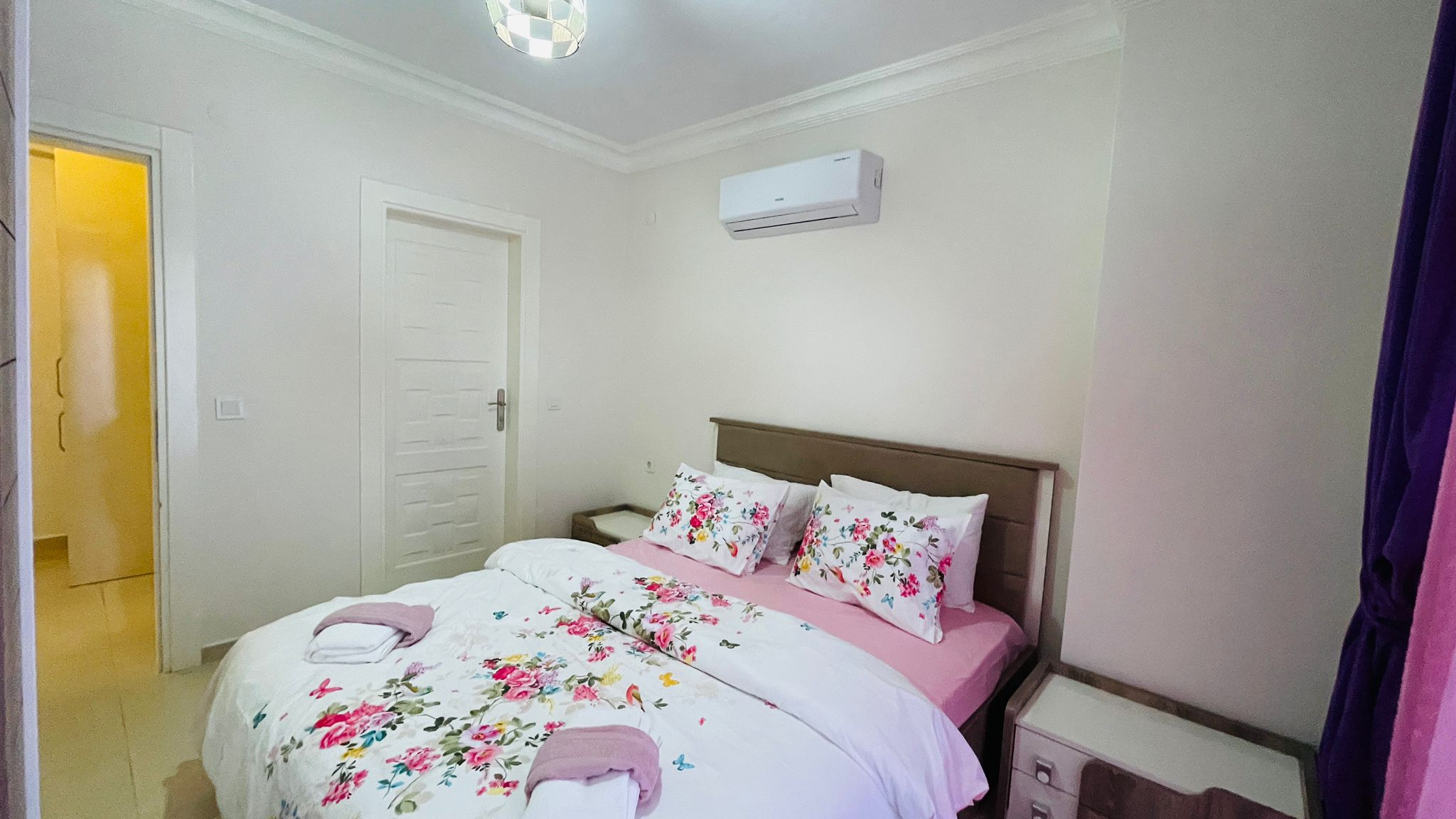 Меблированная квартира 2+1 в районе Махмутлар - Фото 16