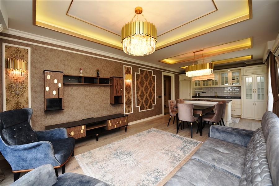 Роскошная четырёхкомнатная квартира с мебелью - Фото 27